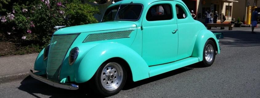 Classic Car Insurance Aliso Viejo, CA